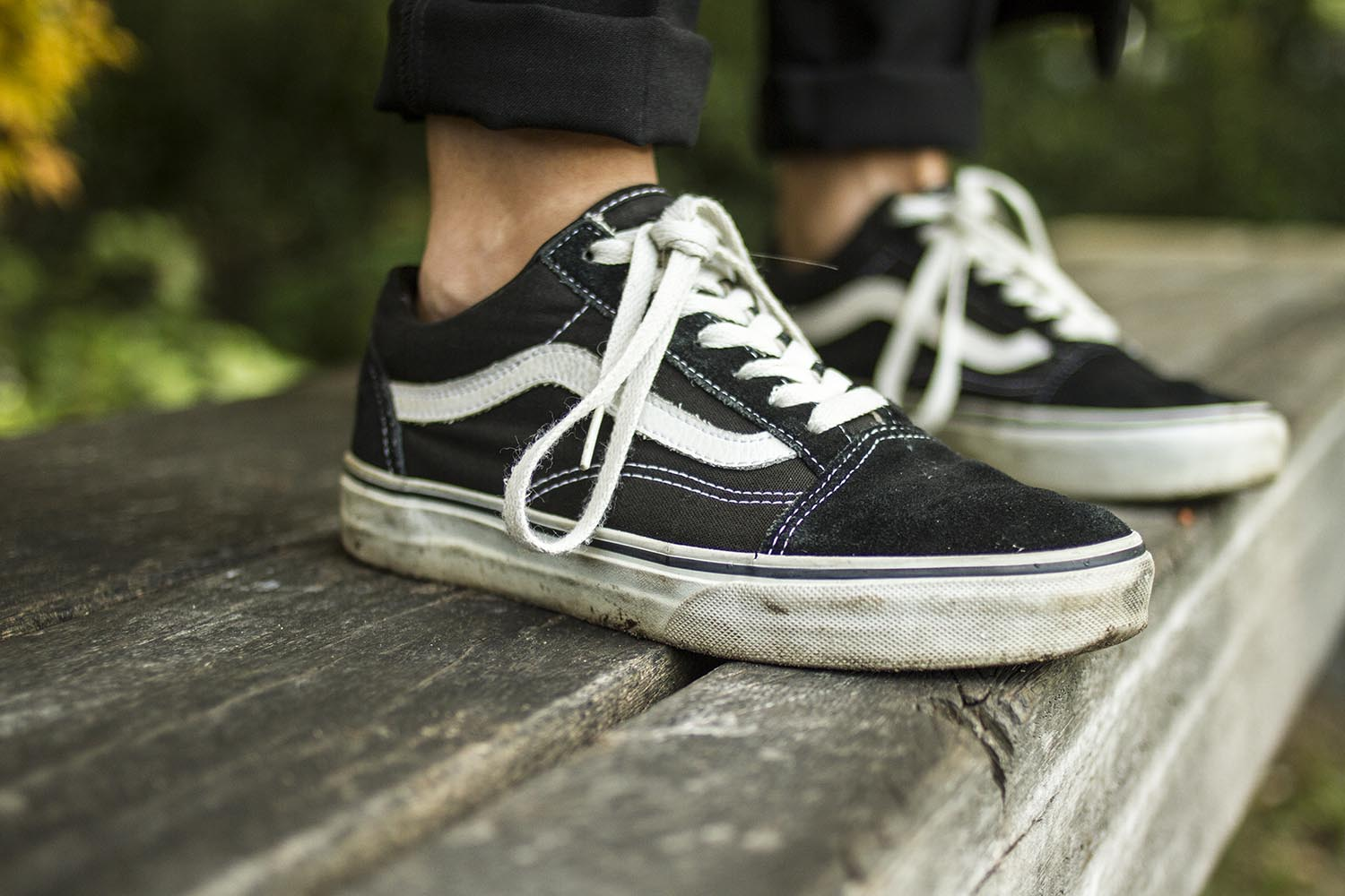 Merit – Vans low top Oldskool