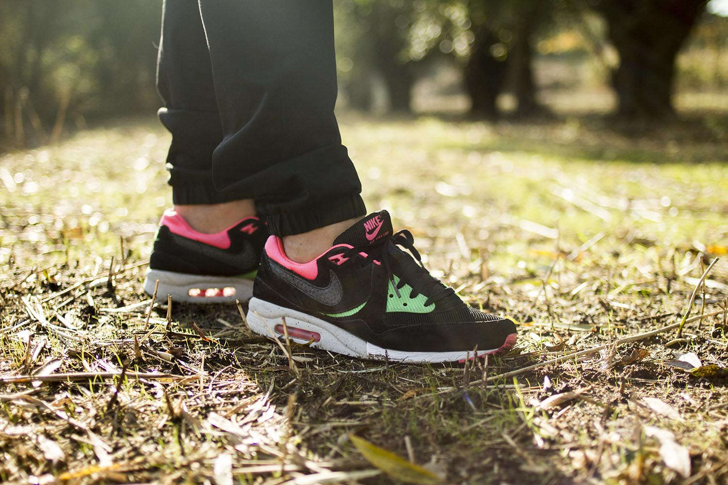 Morad – Nike air max Urban safari