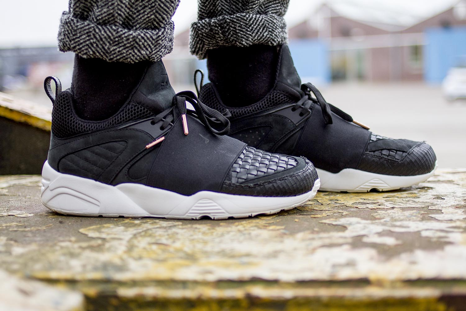 Maydien – Filling Pieces X Puma Blaze of Glory