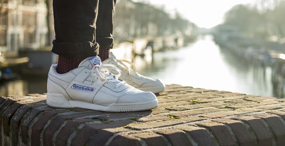 Casper – Reebok Classic Workout Plus Vintage