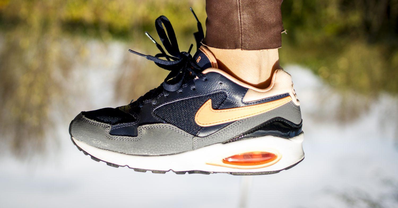Saqina – Nike Air Max ST