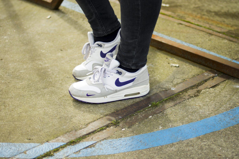 Joan – Nike Air Max 1 Grape
