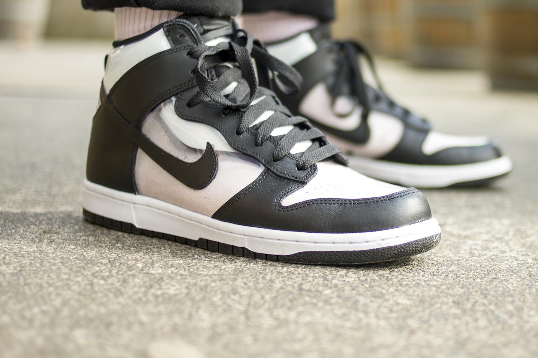 Omar – Comme De Garçon Homme Plus Nike Dunk Lab High